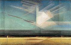 Art Frame: Lyonel Feininger - New MMFA Exhibition #feininger #lyonel #painting