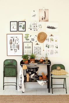 image #interior #decoration #space #green