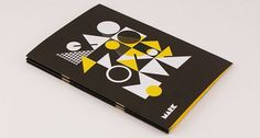 MARK | Identity Designed #design #graphic #minimal #stationary
