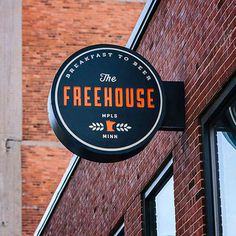 Freehouse #beer #signage