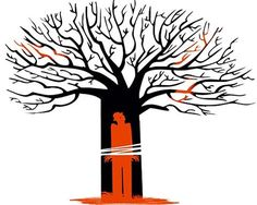 FFFFOUND! | gr-17-7-2009-190216arbol.jpg 500×400 pixels #tree illustration