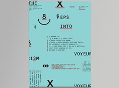 Poster Archive : C of Seeing #poster