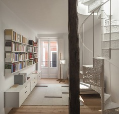 Ana Apartment in Madrid by Francesc Rife Studio