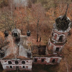 Abandoned Russia: Urbex Photography by Kseniya Savina