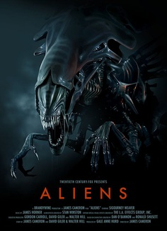 Aliens by Brian Taylor