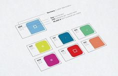 Worldflag System on the Behance Network #infographic #colors #stats #vector