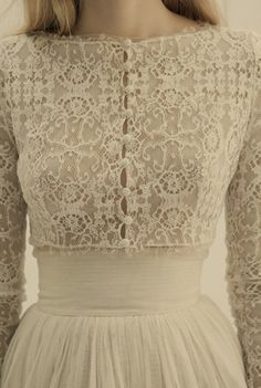 beautiful things #fashion #lace