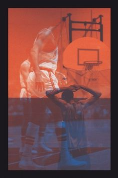 HUH. Magazine - HORT for Nike Empire Tested #nike #basketball #retro #poster