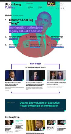 bloomberg #website #politics #obama