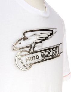 Ducati T Shirt #clothing #silkscreen #design #ducati #textile