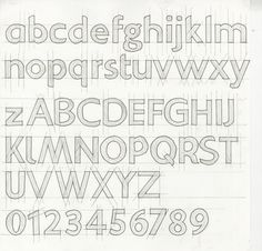 Andromeda Typeface on Typography Served #typography