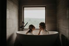 Salish Lodge, Snoqualmie Falls, Washington, The United States by Henry Tieu