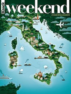 FFFFOUND! | design work life #mag #tourism #italy #weekend