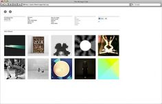 Butter #site #design #website #grid #minimal #web #mixtape #club