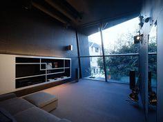 takato tamagami: N house | designboom