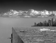 Collectrium | Very Sharp Left: Images #barbey #boats #design #thomas #photography #york #new