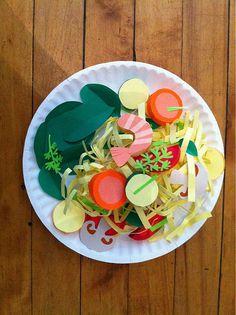 Pasta with veggies and shrimp #veggies #pasta #shrimp