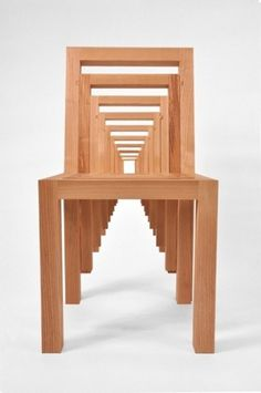 Vivian Chiu #inception #chair #style #design #experiment