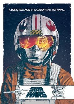 Star Wars by Luke Preece