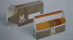 Beautiful Vintage Packaging #vintage #minimal #packaging