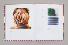 Qubik Design +44 (0)113 226 0839 #design #glitch #book