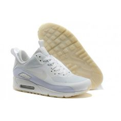 Nike Air Max 90 Sneakerboots Mid No Sew Ns Pure