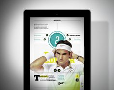 BRAND 360   iPad Magazine on Behance