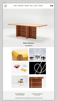H Furniture #website #layout #design #web
