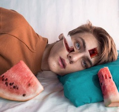 Surreal and Dreamful Self-Portrait Photography by Andrey Tyurin