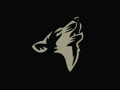 Wolf logo by CJ Zilligen