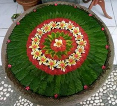 Bali rangoli design