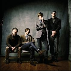 Death Cab For Cutie - Danny Clinch #danny #photog #photography #film #music #clinch #band