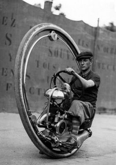 GtheGentleman #wheel #unibike #unicycle #fast