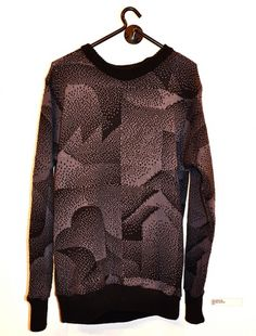 Creative Review - Art's new medium: the Christmas jumper #siggi #pattern #eggertsson #sweater