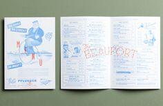 The Design Blog #menu