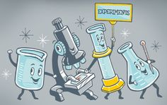 Let's all go to the laboratory! | Flickr - Photo Sharing! #illustration