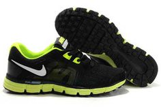 Mens Nike Dual Fusion ST 2 BlackWhite-Volt Shoes #fashion