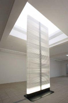 Fotos Lichtturm #hempel #installation #sebastian #art #light