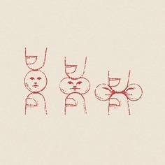 Squishin' Studies // Drawing studies.