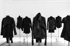 Rad Hourani #rad #hourani #shapes #jackets #geometric #fashion