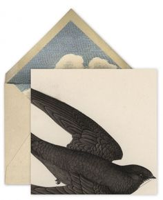 Design Work Life » cataloging inspiration daily #card #print #bird