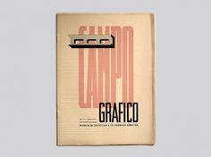 Display | Campo Grafico 1935 2 | Collection