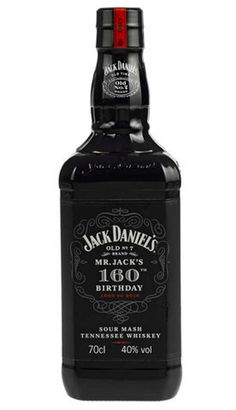 Jack Daniel s Mr Jack 160th Birthday. - TheDieline.com - Package Design Blog