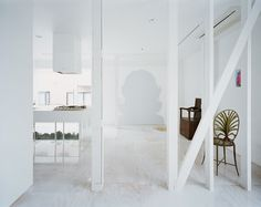 SCHEMATA ARCHITECTS #interior #white