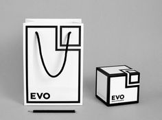 Saffron Brand Consultants Work Evo #packaging #branding #stationery