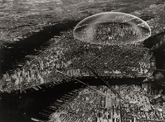architecturebuckminsterfuller #america #buckminster #manhattan #geodesic #york #nyc #dome #fuller #new
