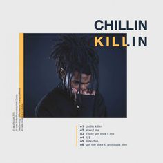 KeithCharles Spacebar is set to release his new EP, Chillin...Killin, next week. The project showcases the style of music the Awful Records