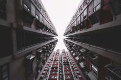 Architectural Patterns of Hong Kong's Buildings by Vivien Liu