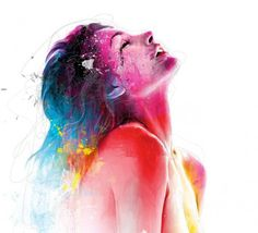 Paintings by Patrice Murciano