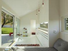 Small garden house